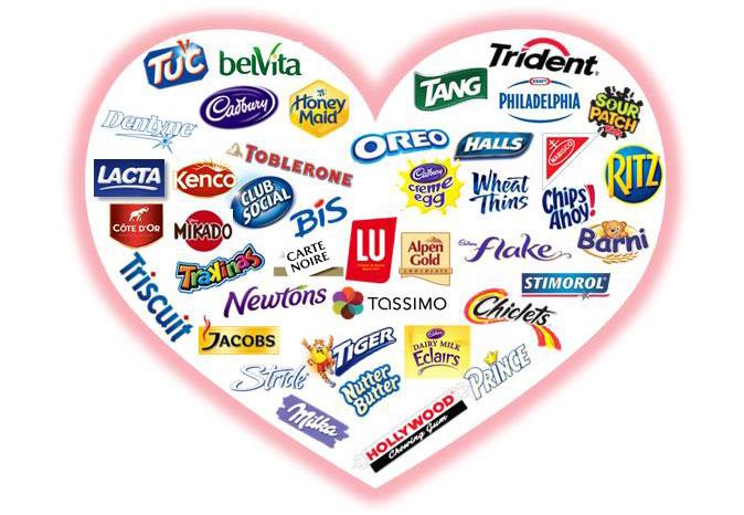 Mondelez brands